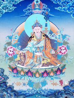 #Guru_Rinpoche Mantra http://www.insightstate.com/video/guru-rinpoche-mantra/