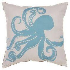 Pieuvre Pillow - Joss & Main