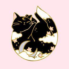 Sleepy Kitty Illustration Cats And Kittens Sleeping Drawing, Cat Sleeping, Kitty Drawing, Illustration Art, Illustrations, Sleepy Cat, Jolie Photo, Cat Tattoo, Tattoo Art