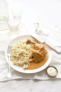 Eredeti paprikás csirke recept, hungarian paprika chicken / Éva Magazin