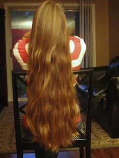Beautiful Women with Super Long Hair - Bing Really Long Hair, Long Red Hair, Beautiful Long Hair, Gorgeous Hair, Amazing Hair, Beautiful Women, Silky Hair, Hair Pictures, Rapunzel