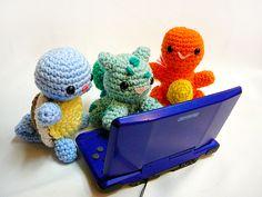 crochet pokemon