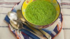 Cozinha prtica, episdio espinafre, episdio 11, creme de espinafre (Foto: Editora Panelinha/Gilberto Jr.)