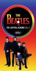 The Capitol Albums Vol. This box set contains stereo and mono versions of the four Beatles albums released by Capitol in Beatles Gifts, Beatles Books, Beatles Albums, The Beatles, Rubber Soul, American Version, Great Albums, The Eighth Day, Music Pictures