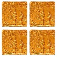 MSD Square Coasters IMAGE 19875650 art loas of painting ** You can find more details by visiting the image link. Buddha Decor, Coasters, Image Link, Amazon, Painting, Art, Art Background, Amazons, Riding Habit