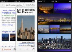 Búsqueda de Google para iPhone alcanza la versión 2.0