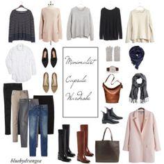 Minimalist Capsule Wardrobe - Winter 2015