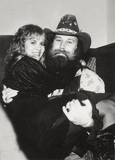 Not a clue who that guy is…. Edit: It's country rock star Charlie Daniels (thank you stonecouldsoul!)