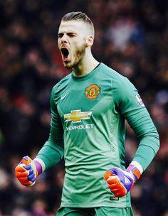 09fe4ff72 David De Gea Manchester United Man Utd Fc