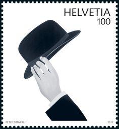 special Stamp Pop Art: Bond Street www. Postage Stamp Design, Envelope Art, Masculine Style, Vintage Stamps, Bond Street, Small Art, Black N White, Stamp Collecting, Business Design