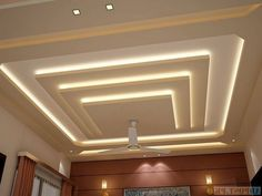65 New False Ceilings with Cove Lighting Design for Living Room - Page 16 of 71 Ceiling Design Living Room, Bedroom False Ceiling Design, False Ceiling Living Room, Home Ceiling, Bedroom Ceiling, Ceiling Decor, Living Room Designs, False Ceiling Ideas, Drawing Room Ceiling Design