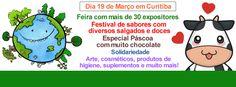 Curitiba: Feira O Mundo Vegano 19   de março 2016 Site do evento:   https://lnkd.in/ejT-HT9   #veganismo  #eventovegano  #govegan #veganismoBrasil  #veganismobr #sustentabilidade #semcrueldade  #saudável #zeroleite #zerolactose #aplv #semlactose #proteínadoleite #intolerâncialactose #maeeaplv #maedeaplv #mamaeeaplv #dietaaplv #freelactose #nolactose #lactosenao #lactosenão #lactosezero #intolerantesalactose  #Curitiba
