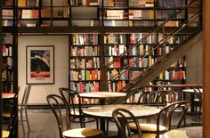Built-in Library | Community Post: 10 Most Essential Aspects Of A Hipster Coffee Shop