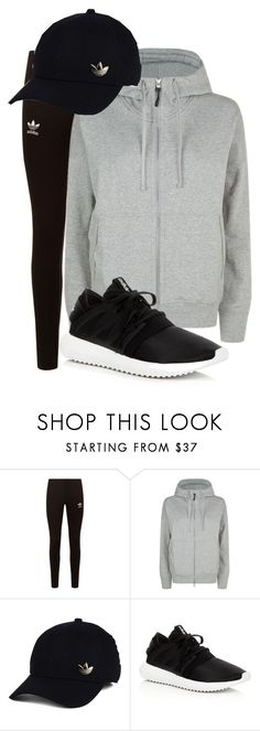 """Don't Let Them Change You"" by winniemjones ❤ liked on Polyvore featuring adidas Originals and adidas"