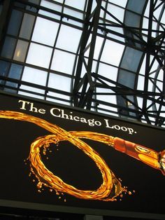 """""""The Chicago Loop"""" Photo by Angela Mack (c) 2010"""