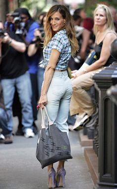 From Carrie to Style Crush: Sarah Jessica Parker - Fashion Diva Design