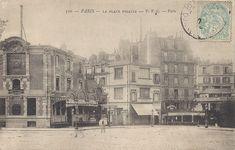 Paris 3, Old Paris, Paris France, Tour Eiffel, Old Pictures, Old Photos, Lost Hotel, Pigalle Paris, Arrondissement