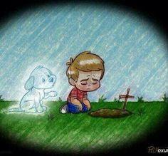 Perdere uno dei veri amici...