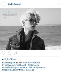 JAE AND HIS HASHTAGS ARE BACK!  #DAY6 #JAE #shitjaesays