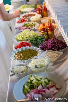 wedding street taco reception - Google Search #wedding