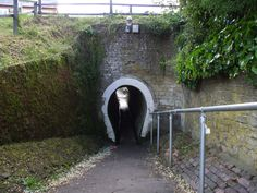 The Horse Tunnel under the Grand Union canal at Cosgrove