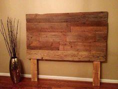 Affordable reclaimed barnwood headboards in Alabama