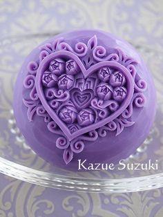 Lavender soap..