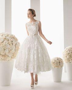 Vestidos de novia inspirados en Audrey Hepburn