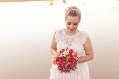 Casamento ao Pôr do Sol – Paula