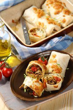 Mozzarella, Tacos, Mexican, Ethnic Recipes, Easy, Pierogi, Food, Dinner Ideas, Meal