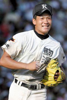 2005年駒大苫小牧高のエース。田中将大。夏の甲子園の歴代名選手