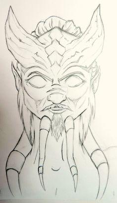 male_draenei_from_world_of_warcraft_by_xeniaaarts-da7yw4b.jpg (679×1177)