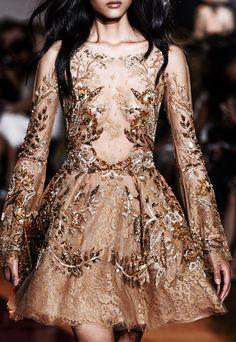 — Zuhair Murad Haute Couture Fall/Winter 2016-17.