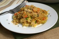 Turkey Leftovers: Turkey Tetrazzini