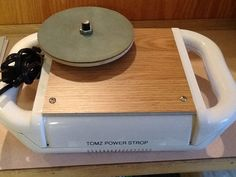 Tomz Power Strop by TomzWoodcarvingShop on Etsy