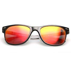 c27b5de988f Amazon.com  TAIMEI Retro Classic Vintage Sunglasses Polarized Horn Rimmed Design  Sunglasses