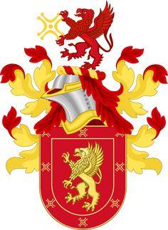 Escudo de armas apellido Sáenz, Sáinz, Sáez o Sáiz | Sefarad | Pinterest | Blog