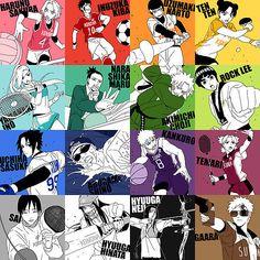 Naruto Shippuden Sports also lmao Gaara just has a gun Naruto Kakashi, Anime Naruto, Naruto Fan Art, Naruto Shippuden Sasuke, Otaku Anime, Naruto Cute, Naruto Girls, Shikamaru, Hinata Hyuga