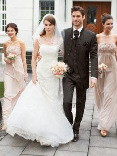 Hochzeitsmode der Marke Wilvorst