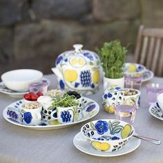 Tea Time, Tableware, Kitchen, Design, Style, Products, Swag, Dinnerware, Cooking
