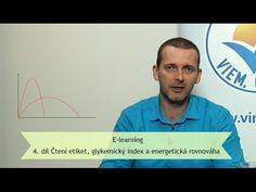 E-learning: 4. díl Čtení etiket, glykemický index a energetická rovnováha E Learning, Health Fitness, Sport, Life, Deporte, Sports, Fitness, Health And Fitness