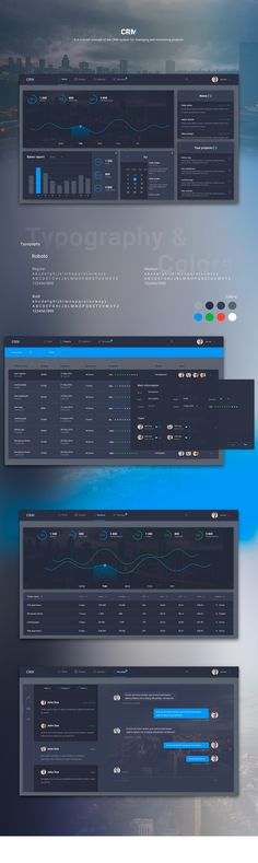 It is a small concept of the CRM system for managing and monitoring projects. Data Dashboard, Dashboard Design, App Ui Design, Layout Design, Dashboard Interface, User Interface Design, Crm System, Ui Design Inspiration, Ui Web
