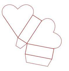 caja corazon - Cerca amb Google