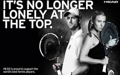 """""""Congrats to the new WTA World Maria Sharapova. It's no longer lonely at the top for Novak! HEAD is proud to support the world's best tennis players and Wow. That was kind of awkward. Head Tennis, Tennis Equipment, Maria Sharapova, Tennis Players, Latest Pics, Tennis Racket, Awkward, Lonely, Hockey"""