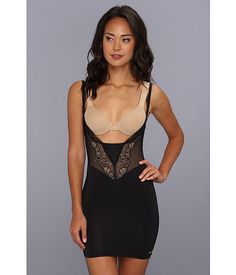 DKNY Intimates Wear Your Own Bra Shaping Seductive Lights Slip 667112