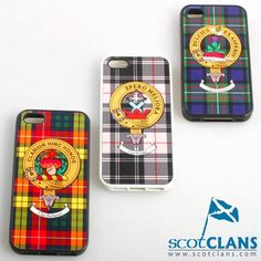 Clan Crest iPhone 4