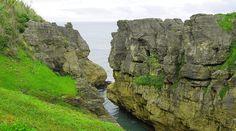 acantilado, costa, mar, pancake rocks, nueva zelanda, 1707131942