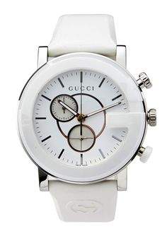 On ideeli: GUCCI Ladies G Chronograph Rubber Strap Watch http://www.ideeli.com/invite/iristy