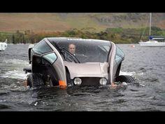 La voiture amphibie dont vous rêviez existe