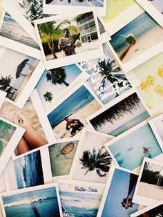 Polaroid travel photography - love the antique look of Polaroid photos. Polaroid Pictures, Polaroids, Polaroid Ideas, Diy Polaroid, Photocollage, We Are The World, Adventure Is Out There, Land Scape, Summer Vibes